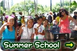 ハワイ親子留学・サマースクール