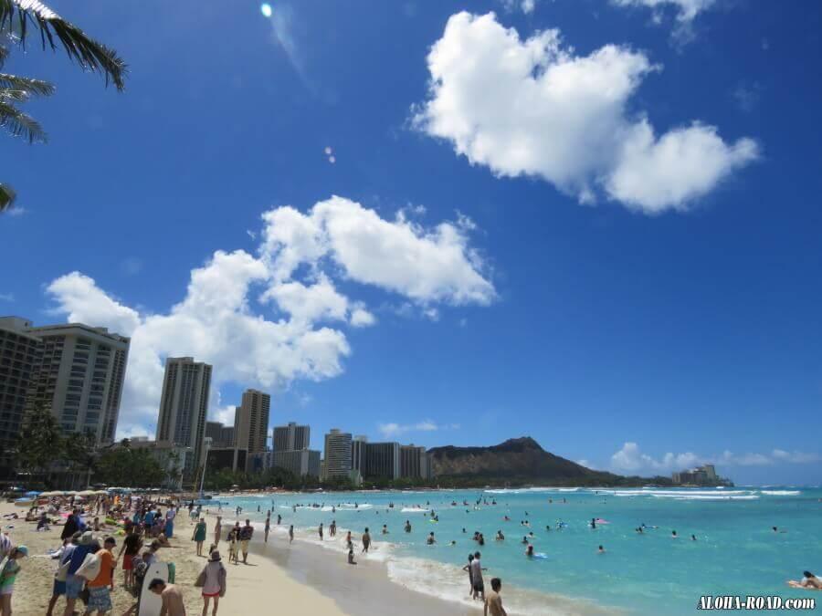 ハワイ 画像